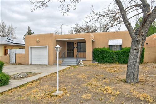 Photo of 1216 LAFAYETTE Drive NE, Albuquerque, NM 87106 (MLS # 981661)