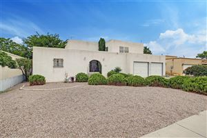 Photo of 3913 GENERAL CHENNAULT Street NE, Albuquerque, NM 87111 (MLS # 955663)