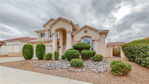 Photo of 6708 TESORO Place NE, Albuquerque, NM 87113 (MLS # 981663)