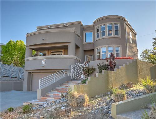 Photo of 4000 Gracia Court NE, Albuquerque, NM 87110 (MLS # 972664)