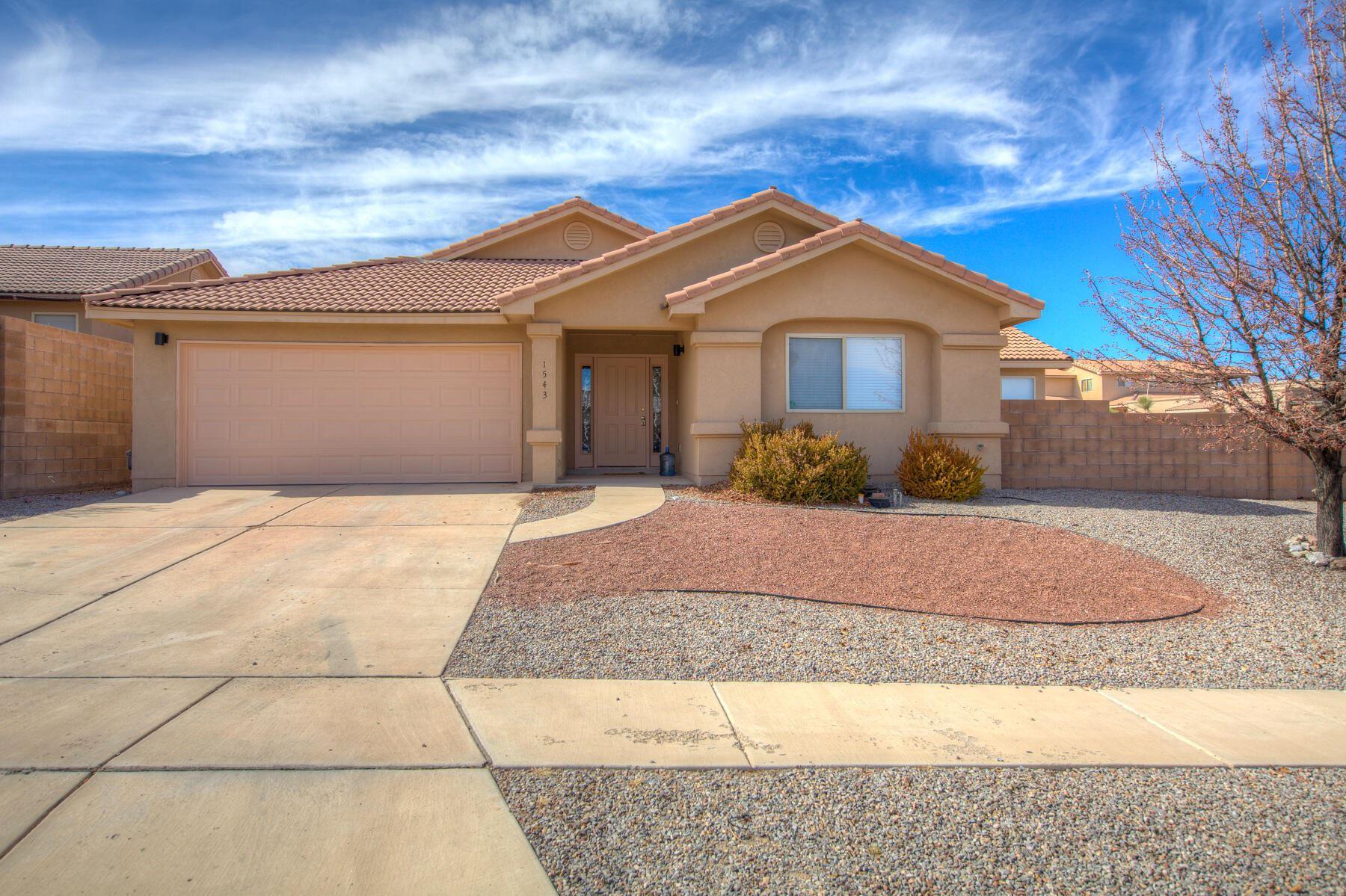 1543 WHITE PINE Drive NE, Rio Rancho, NM 87144 - MLS#: 986664