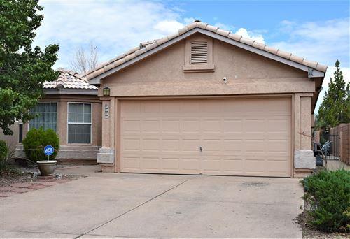 Photo of 7527 VIA TRANQUILO Street SW, Albuquerque, NM 87121 (MLS # 997666)