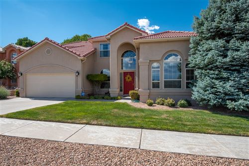Photo of 4309 RANCHO BONITO Drive NW, Albuquerque, NM 87120 (MLS # 960668)