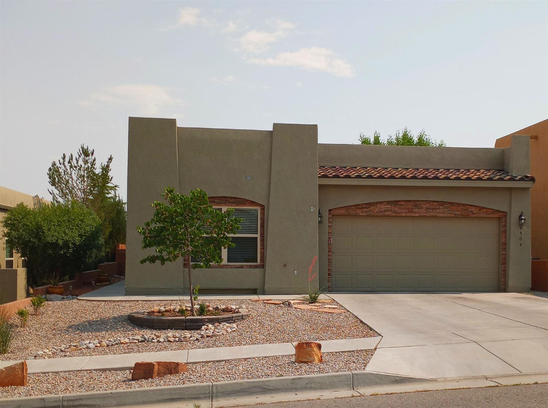 Photo of 5504 N COSTA UERDE Road NW, Albuquerque, NM 87120 (MLS # 994668)