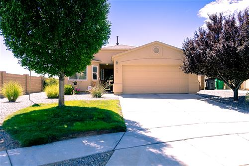 Photo of 1048 DESERT WILLOW Place NE, Rio Rancho, NM 87144 (MLS # 941669)
