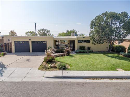 Photo of 1809 DOROTHY Street NE, Albuquerque, NM 87112 (MLS # 977669)