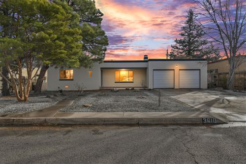 Photo of 3610 CALLE DEL SOL NE, Albuquerque, NM 87110 (MLS # 982669)