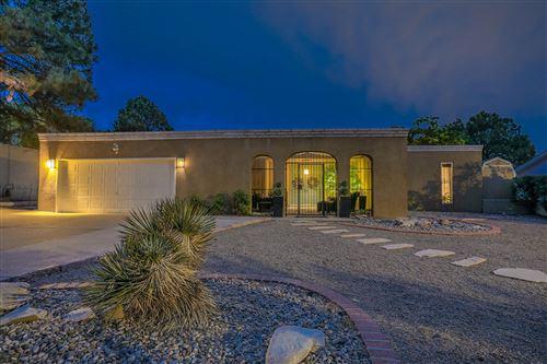 Photo of 7532 La Madera Road NE, Albuquerque, NM 87109 (MLS # 997670)