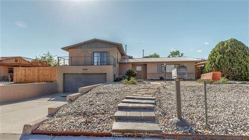 Photo of 409 Villa Verde Drive SE, Rio Rancho, NM 87124 (MLS # 991673)
