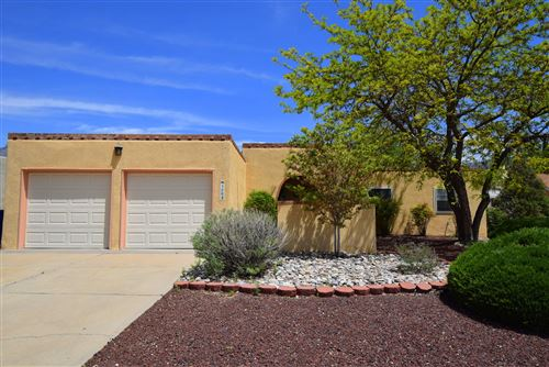 Photo of 5808 GREENLY Avenue NE, Albuquerque, NM 87111 (MLS # 957674)