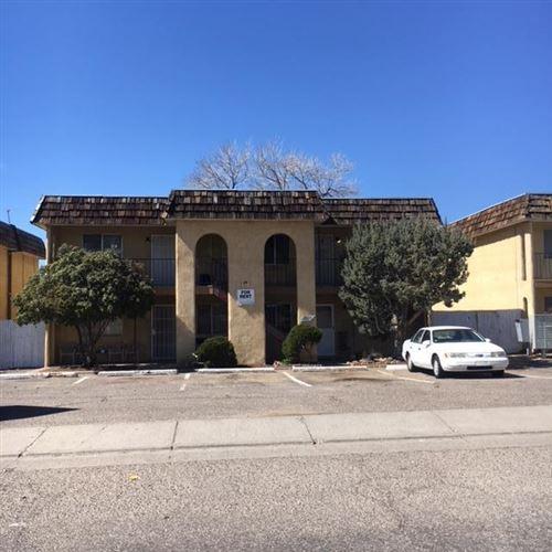 Photo of 2917 MURIEL Street NE, Albuquerque, NM 87112 (MLS # 963674)