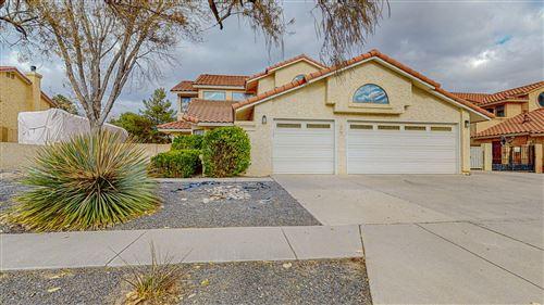 Photo of 4405 Driftwood Avenue NW, Albuquerque, NM 87114 (MLS # 981676)