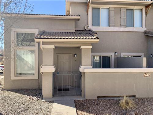 Photo of 11012 FORT POINT Lane NE #A, Albuquerque, NM 87123 (MLS # 985676)
