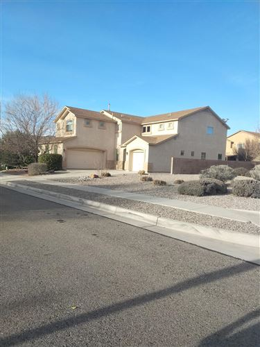 Photo of 10500 Bitter Creek Drive NW, Albuquerque, NM 87114 (MLS # 939677)
