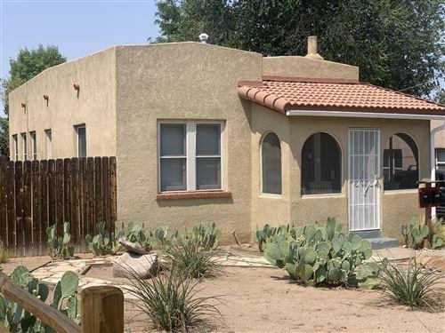 Photo of 411 GIRARD Boulevard SE, Albuquerque, NM 87106 (MLS # 975677)