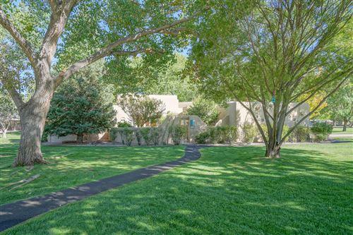 Photo of 5800 TINNIN Road NW, Los Ranchos, NM 87107 (MLS # 1001678)