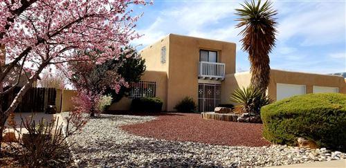 Photo of 1233 SASEBO Street NE, Albuquerque, NM 87112 (MLS # 977678)
