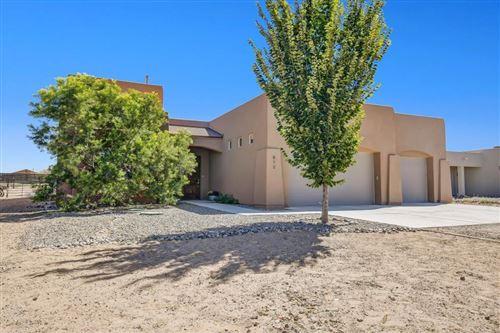 Photo of 812 6TH Street NE, Rio Rancho, NM 87124 (MLS # 1001680)
