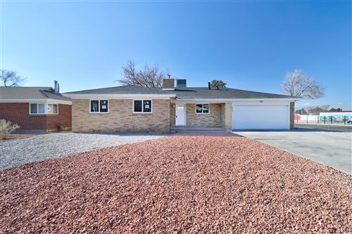 Photo of 2829 UTAH Street NE, Albuquerque, NM 87110 (MLS # 983680)
