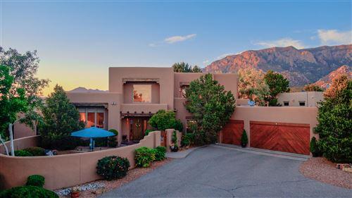 Photo of 1522 EAGLE RIDGE Road NE, Albuquerque, NM 87122 (MLS # 993680)