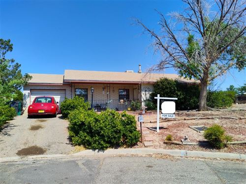 Photo of 1595 FORNAX Road SE, Rio Rancho, NM 87124 (MLS # 994680)
