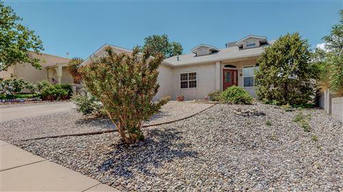 Photo of 4529 GREENE Avenue NW, Albuquerque, NM 87114 (MLS # 997680)
