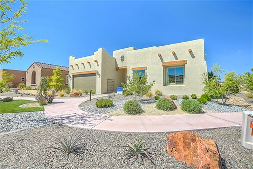 Photo of 9215 Del Webb Lane NW, Albuquerque, NM 87120 (MLS # 1001681)
