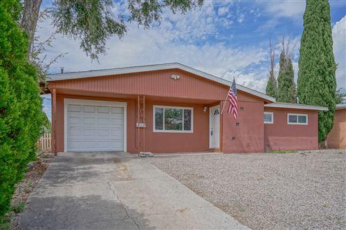Photo of 11101 Mahlon Avenue NE, Albuquerque, NM 87112 (MLS # 997682)