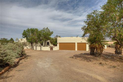 Tiny photo for 840 ALAMOS Road, Corrales, NM 87048 (MLS # 1001683)