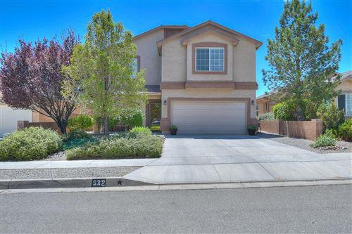 Photo of 532 SOOTHING MEADOWS Drive NE, Rio Rancho, NM 87144 (MLS # 968683)