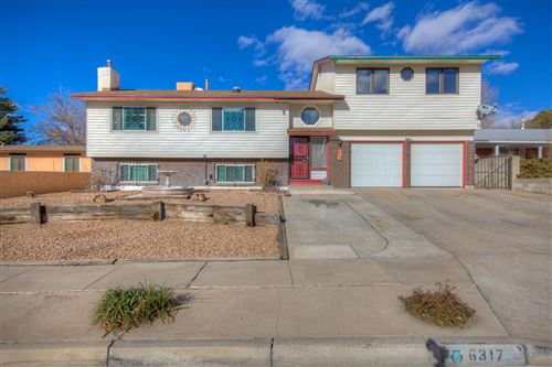 Photo of 6317 LOFTUS Avenue NE, Albuquerque, NM 87109 (MLS # 982684)