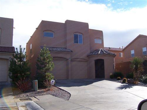 Photo of 7416 Via Contenta NE, Albuquerque, NM 87113 (MLS # 986685)