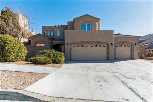 Photo of 9816 BENTON Street NW, Albuquerque, NM 87114 (MLS # 983686)