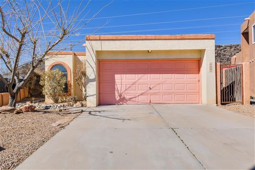 Photo of 7617 CLEGHORN Court NW, Albuquerque, NM 87120 (MLS # 986686)