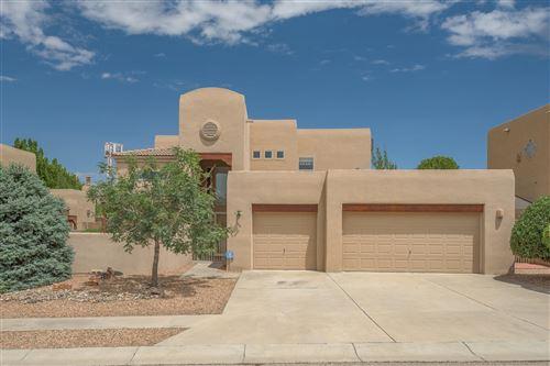 Photo of 7609 RIO GUADALUPE Place NE, Albuquerque, NM 87122 (MLS # 997686)