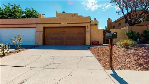 Photo of 11536 LAWSON Court NE, Albuquerque, NM 87112 (MLS # 983689)