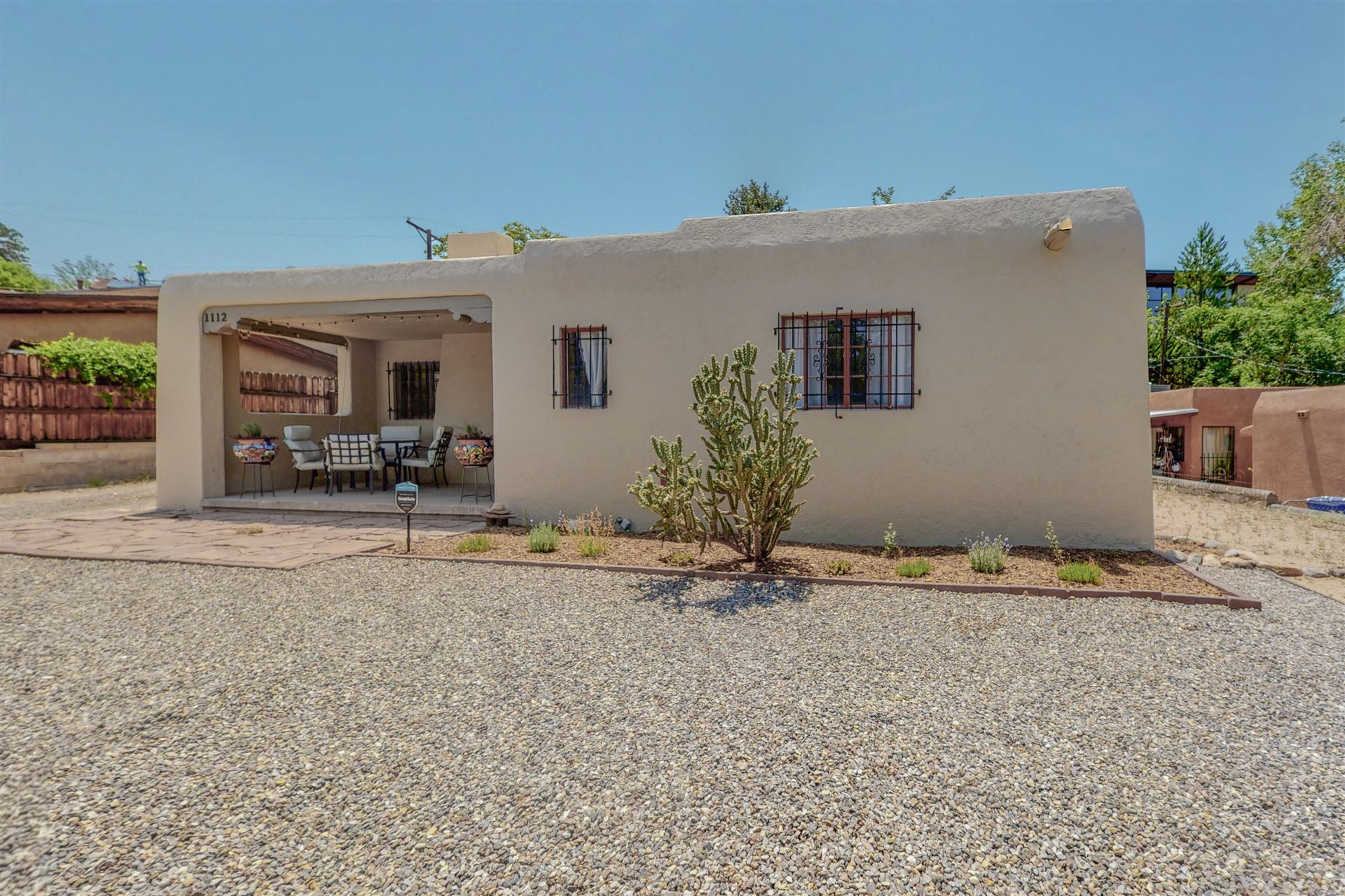 Photo of 1112 ROMA Avenue NE, Albuquerque, NM 87106 (MLS # 994690)