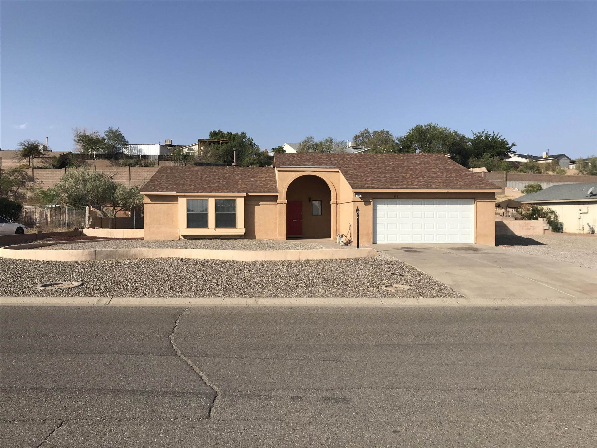 Photo of 388 PYRITE Drive NE, Rio Rancho, NM 87124 (MLS # 977691)