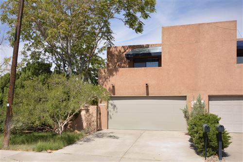 Photo of 3001 CUTLER Avenue NE, Albuquerque, NM 87106 (MLS # 1001692)