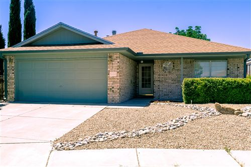 Photo of 5108 Montano Pointe Place NW, Albuquerque, NM 87120 (MLS # 946692)