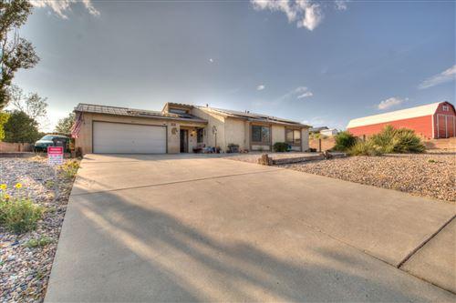 Photo of 824 EVEREST Road SE, Rio Rancho, NM 87124 (MLS # 977692)