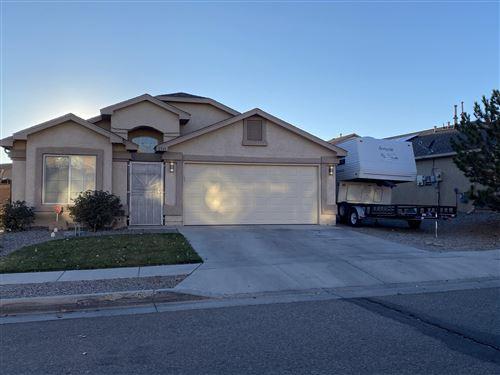 Photo of 2719 W BLUE SKY Street SW, Albuquerque, NM 87121 (MLS # 981693)