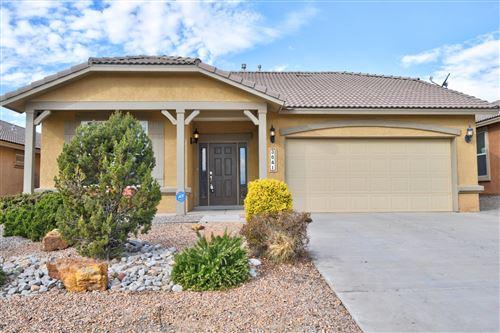 Photo of 3641 N POLE Loop NE, Rio Rancho, NM 87144 (MLS # 991693)