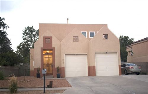 Photo of 7216 Lew Wallace Drive NE, Albuquerque, NM 87109 (MLS # 971694)