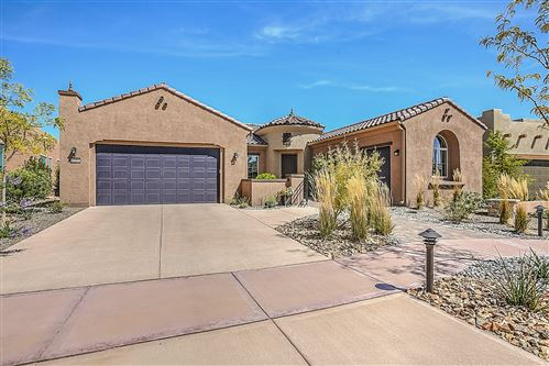 Photo of 9219 Del Webb Lane NW, Albuquerque, NM 87120 (MLS # 1001698)