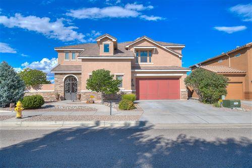 Photo of 8339 WILD DUNES Road NW, Albuquerque, NM 87120 (MLS # 973699)