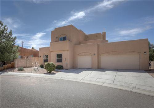 Photo of 8420 RISING STAR Place NE, Albuquerque, NM 87122 (MLS # 988699)