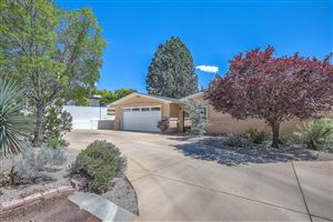 Photo of 4212 Constitution Avenue NE, Albuquerque, NM 87110 (MLS # 948700)