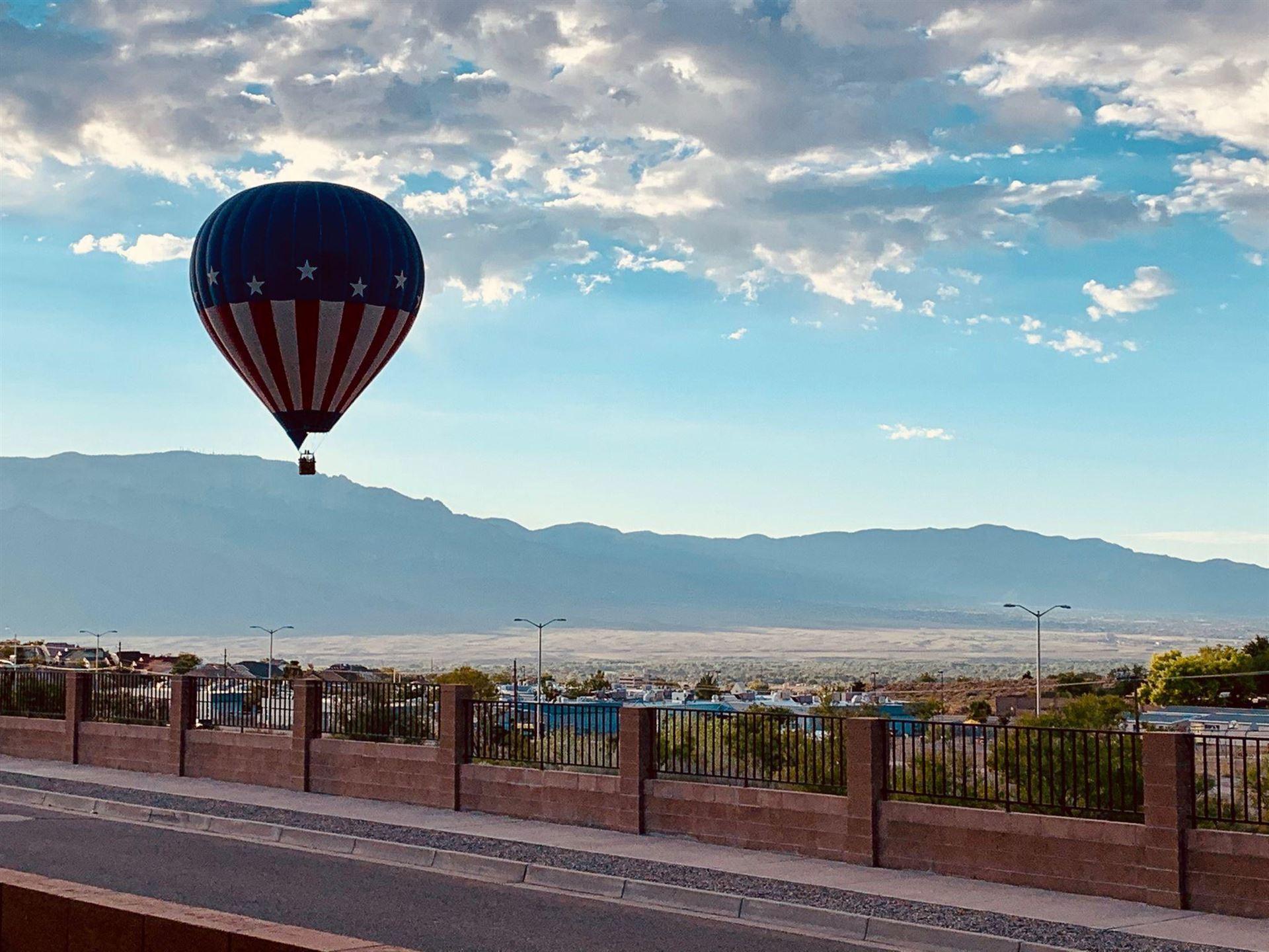 Photo of 1001 THREADGRASS Road NE, Rio Rancho, NM 87144 (MLS # 994701)