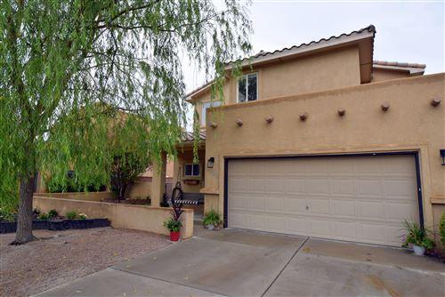Photo of 1101 CASA MARIA Road NE, Albuquerque, NM 87113 (MLS # 995703)